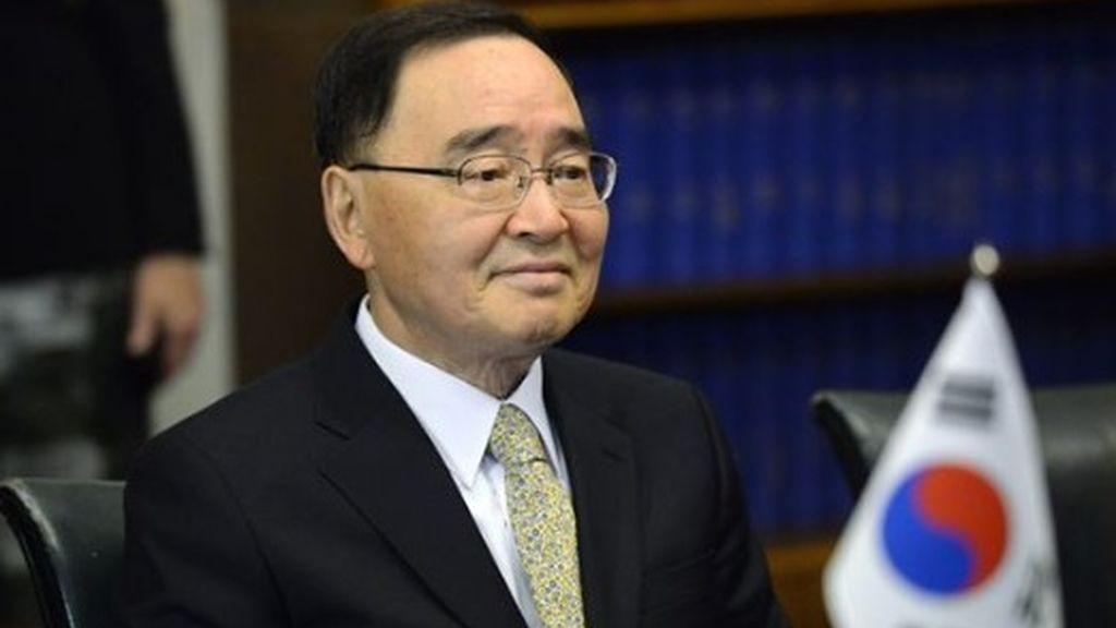 El primer ministro dimite por las críticas tras el hundimiento del 'Sewol'