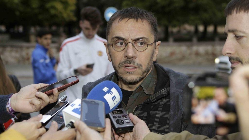 Juan Carlos Monedero en Salamanca