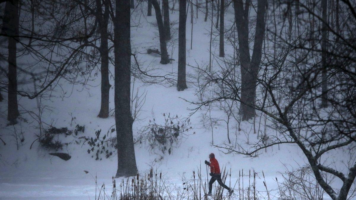 Un niño de 12 años muere después de que un montón de nieve le cayese encima