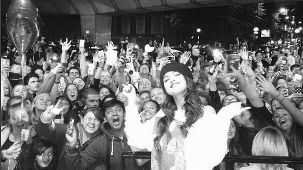 Selena Gómez reaparece en Instagram agradeciendo a sus fans el apoyo recibido