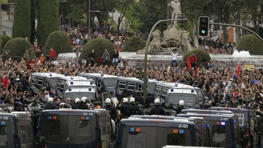 Imagen archivo: Rodea el Congreso
