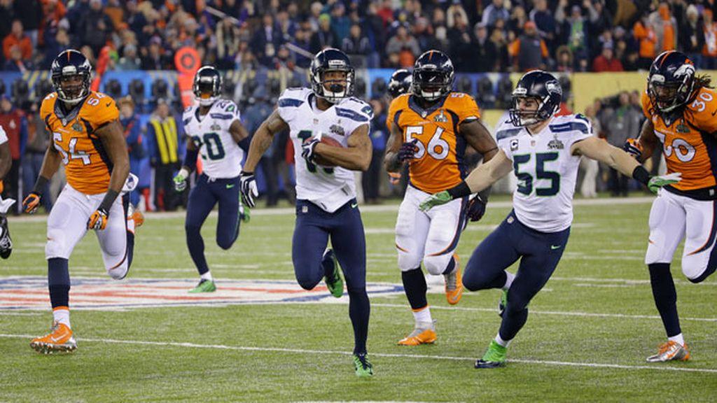 Los Seahawks de Seattle aplastan a los Broncos de Denver