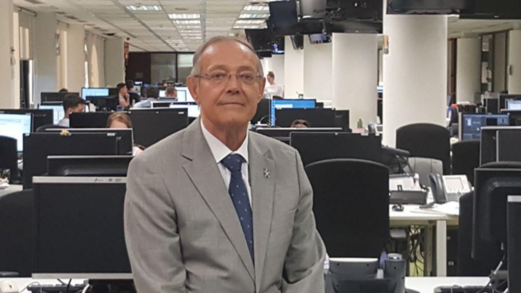 Ángel Galán, presidente del Instituto de Probática e Investigación Criminal