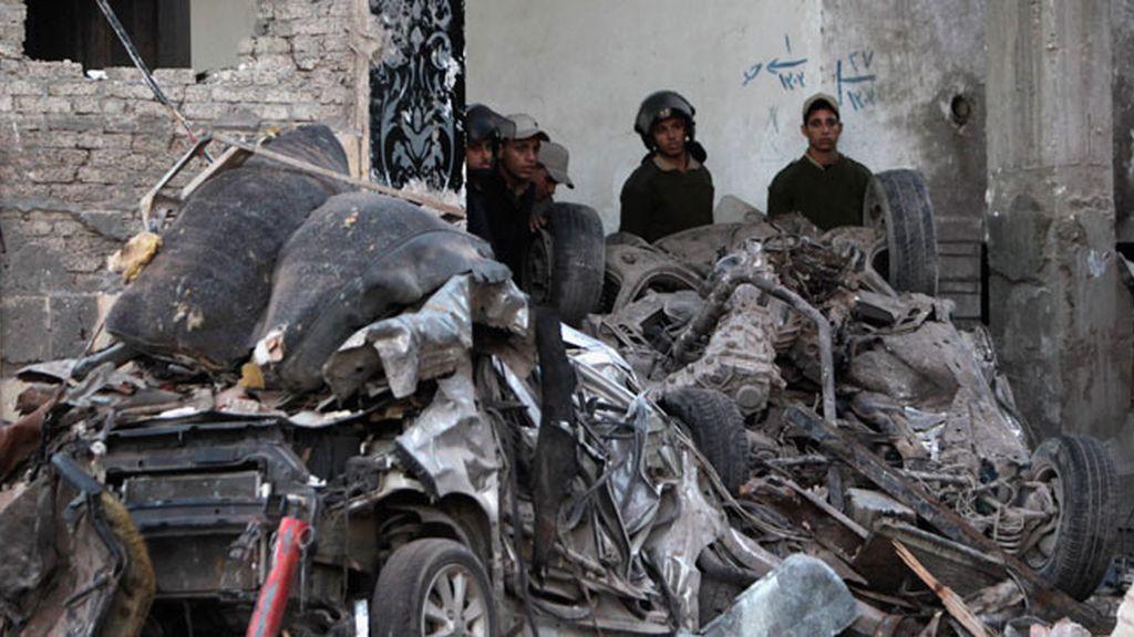Al menos 14 muertos tras una potente explosión en Egipto