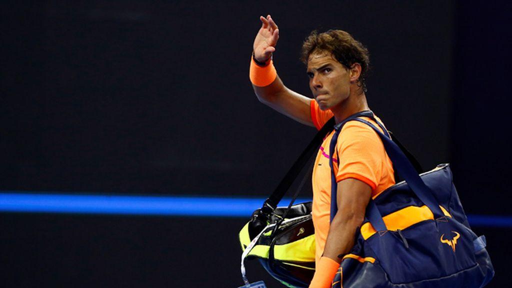 Dimitrov acaba con Nadal y Ferrer se queda solo en Pekín