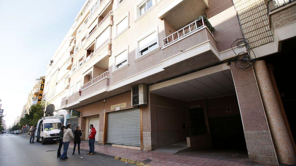 Posible crimen de género en Torrevieja