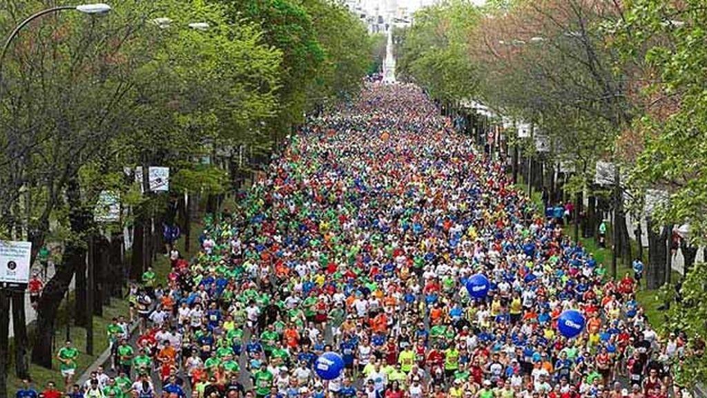 Maratón Madrid,