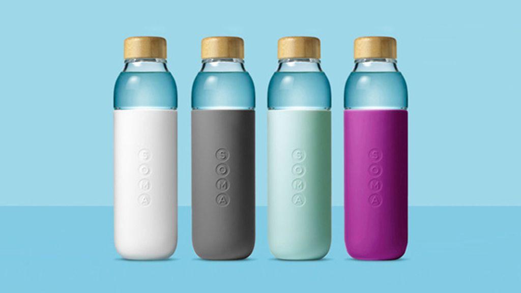 El #noplástico es tendencia: jarras y botellas de agua divinas para salvar el mundo