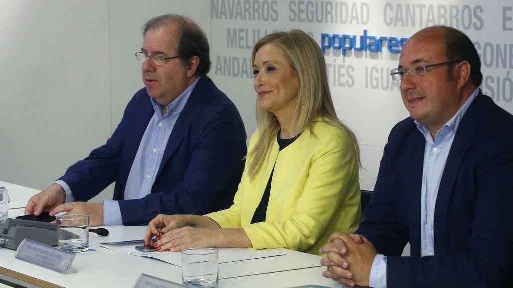 Reunión Comité Ejecutivo del PP