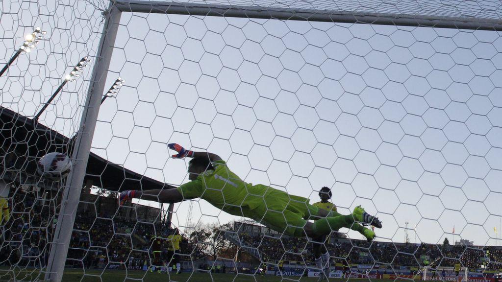 Venezuela sorprende a Colombia en el estreno de la Copa América