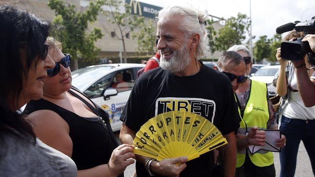 Marcos Benavent acusa a Rajoy y Camps de estar al tanto del cobro de comisiones