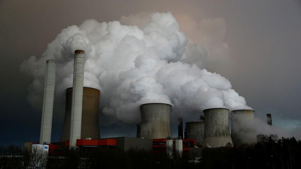 Ataque al medio ambiente con los centrales eléctricas