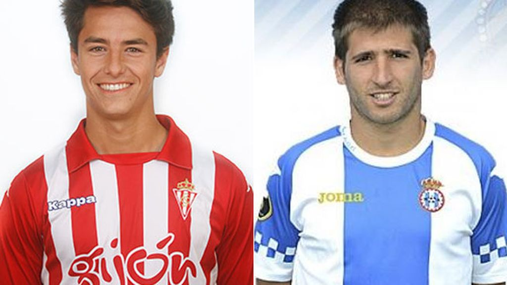 Sporting de Gijon, Alex Arias