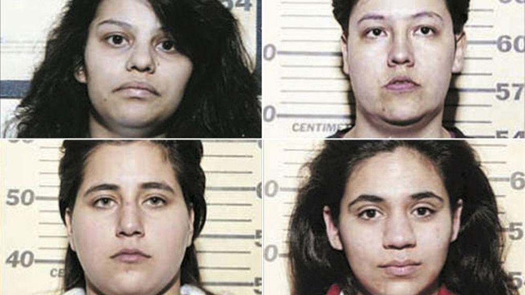 Cuatro mujeres, víctimas de la homofobia, pasan más de 15 años en prisión