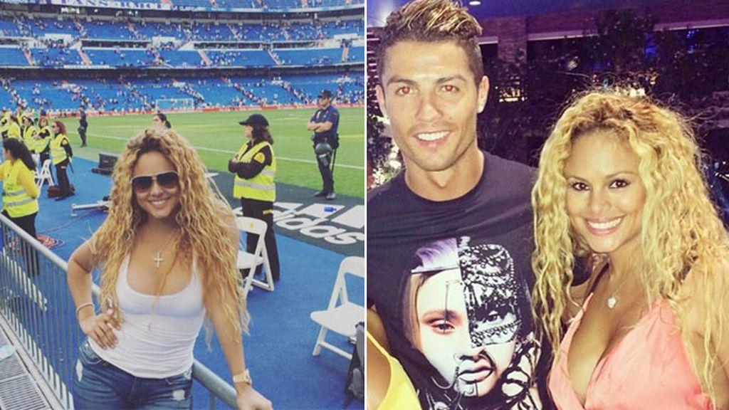 Cristiano Ronaldo,Real Madrid,Liza Hernandez