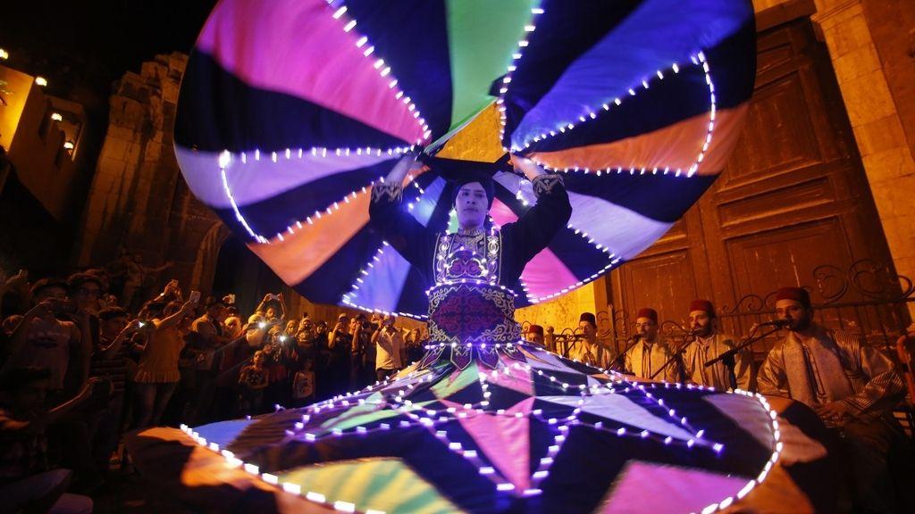 El gobierno sirio organiza eventos tradicionales en Damasco
