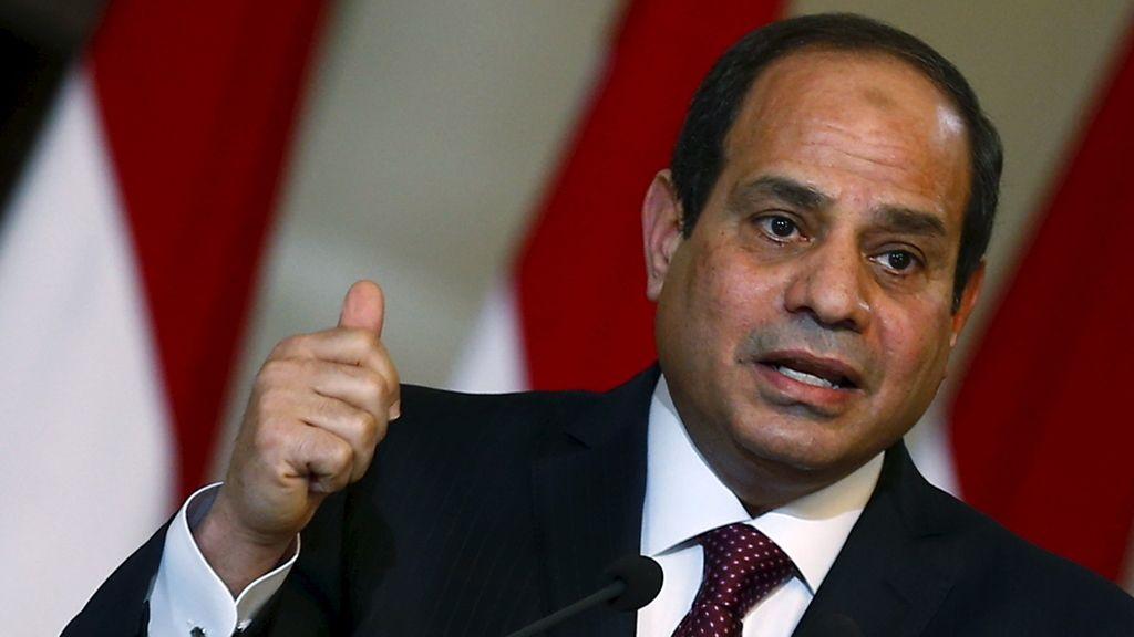 Al Sisi nombra un comité anticorrupción en Egipto tras conocer el robo de casi 70.000 millones