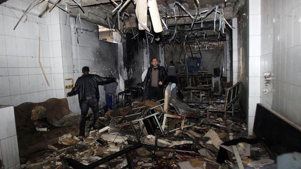 La violencia en Irak deja más de 1.300 muertos en el mes de enero