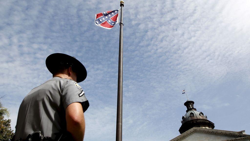 Bandera confederada de EEUU