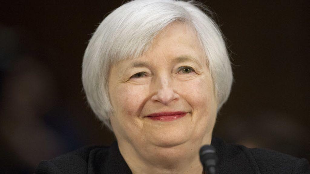 Janet L. Yellen, número 3 entre las 100 mujeres más poderosas