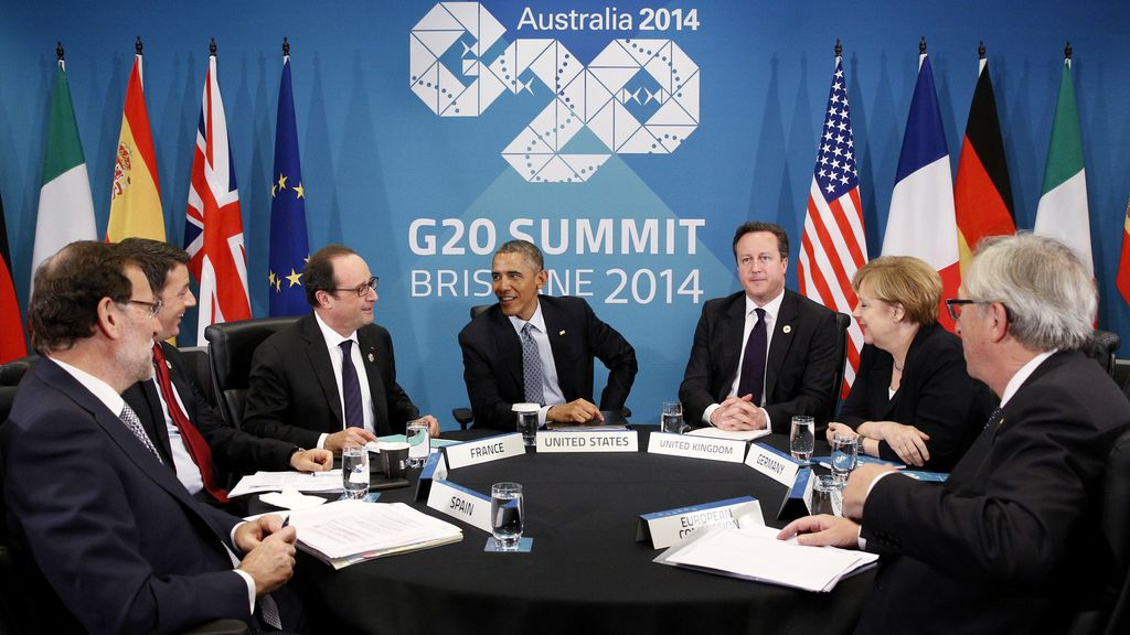 El G-20 en Australia
