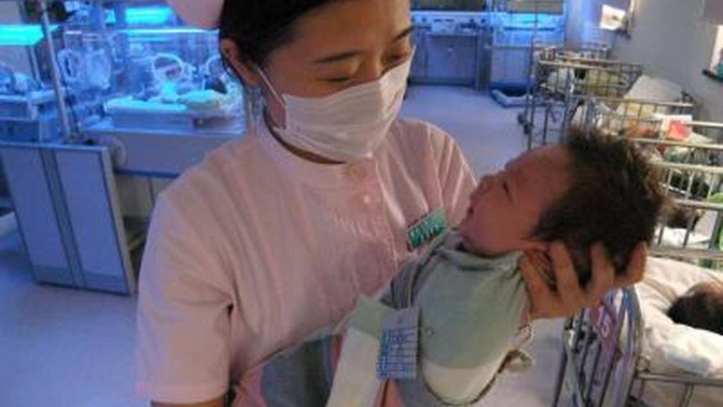La Asamblea Popular de China aprueba la norma que permite tener dos hijos