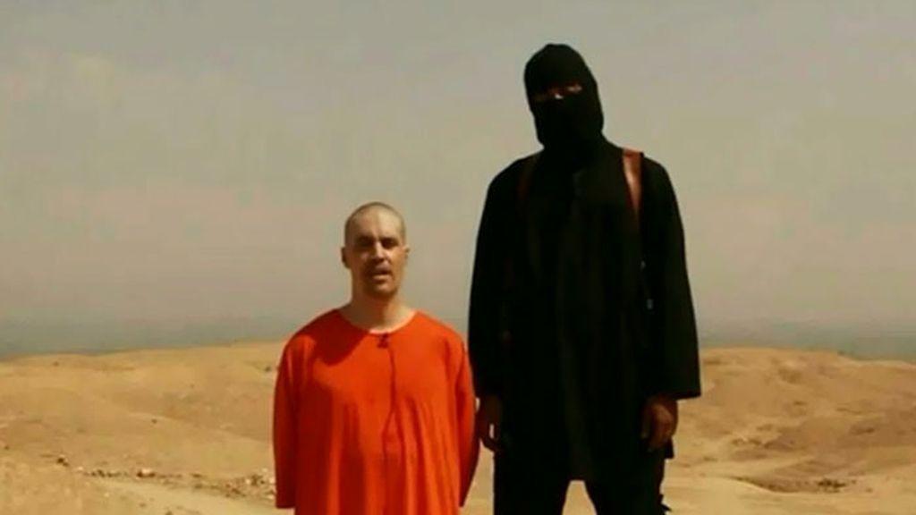 frame vídeo de James Foley