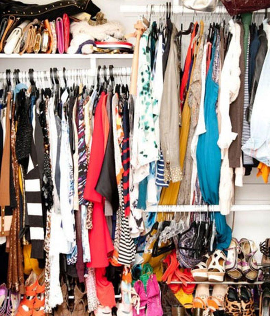 orden armario,armarios,roperos,hábitos españolas,