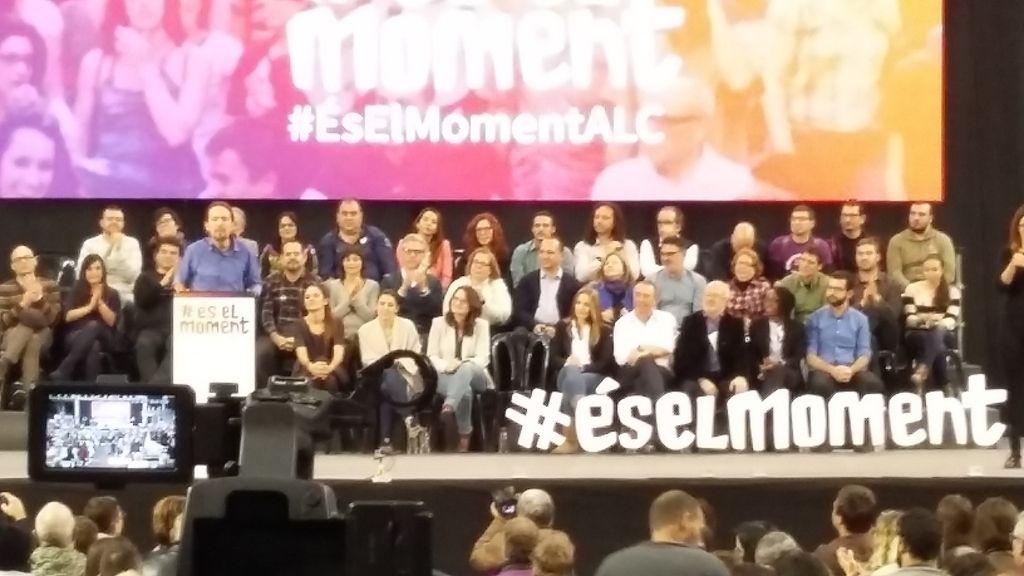 Iglesias en el escenario