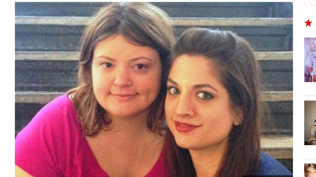 Unas hermanas separadas al nacer se reencuentran por casualidad 30 años después