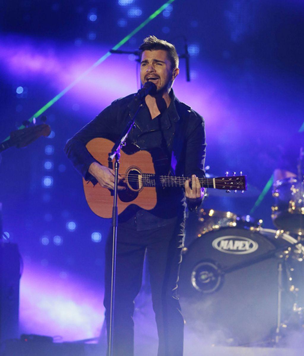 Juanes presentó sus nuevos temas