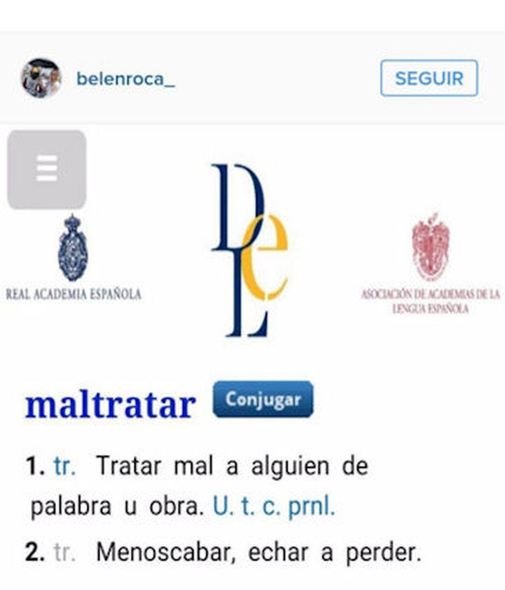 Instagram Belén