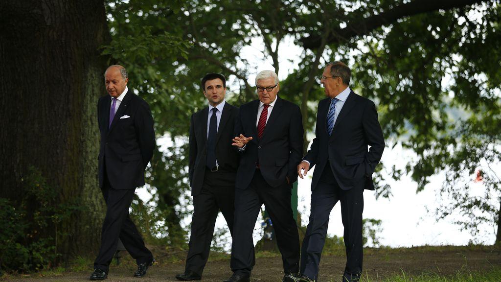 Encuentros multilaterales por la paz en Ucrania