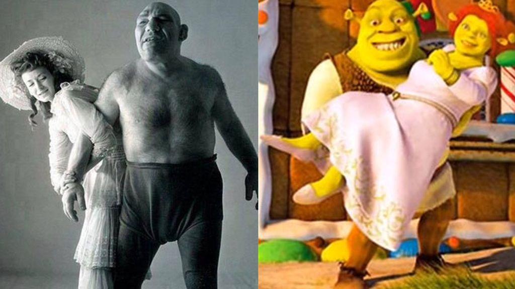 El hombre que inspiró Shrek