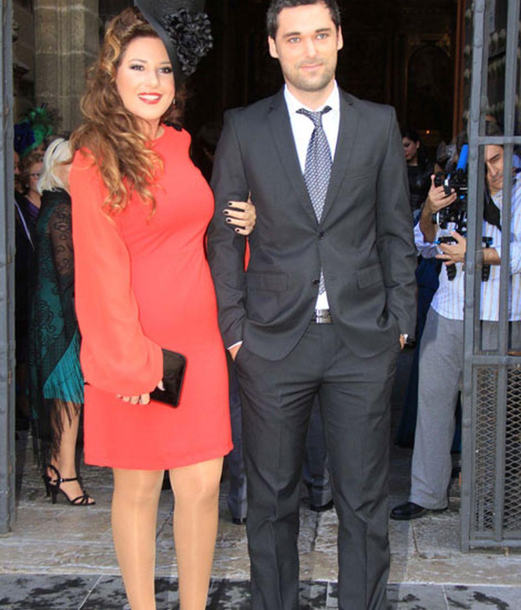 Carmen Janeiro y Juan José Padilla, entre los invitados