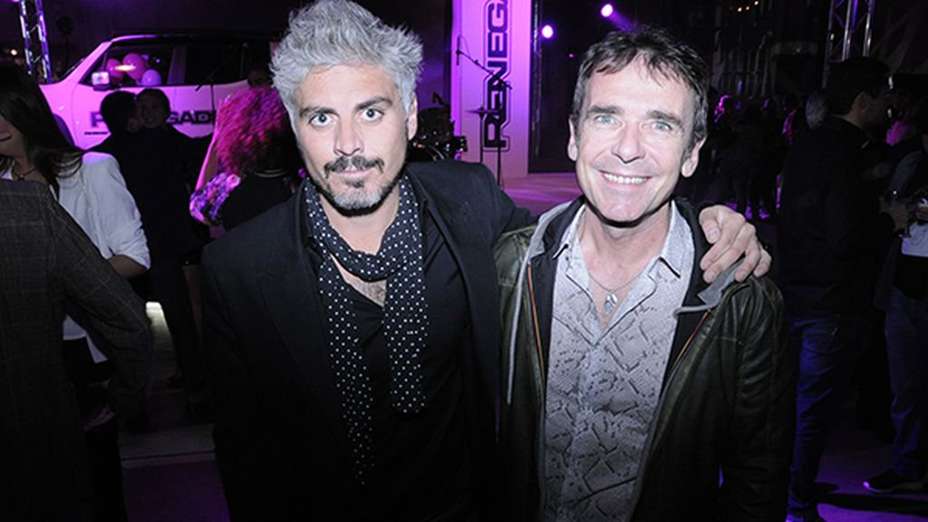 Alfredo Tobía y Santi Tabernero