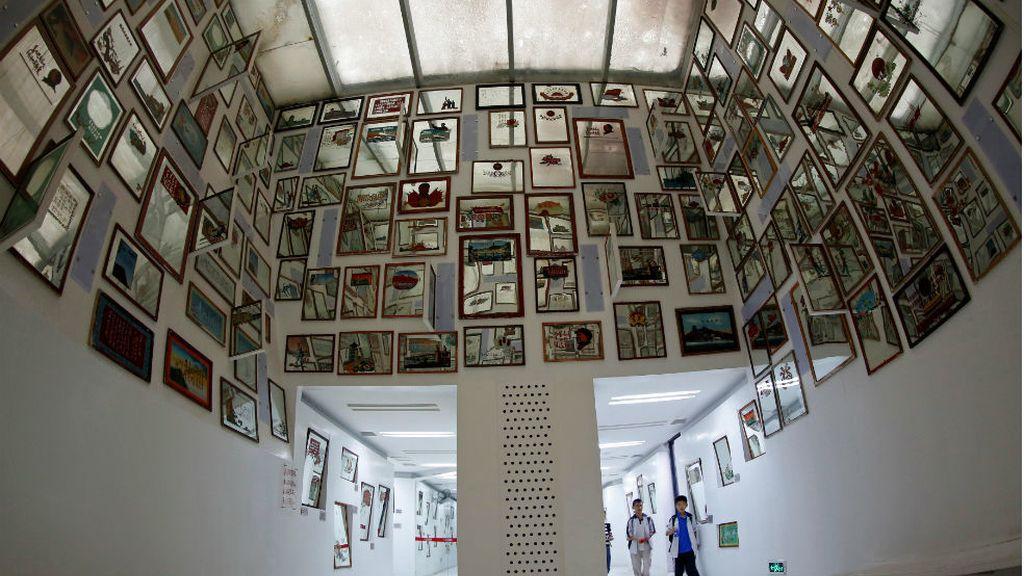 Exhibición revolucionaria