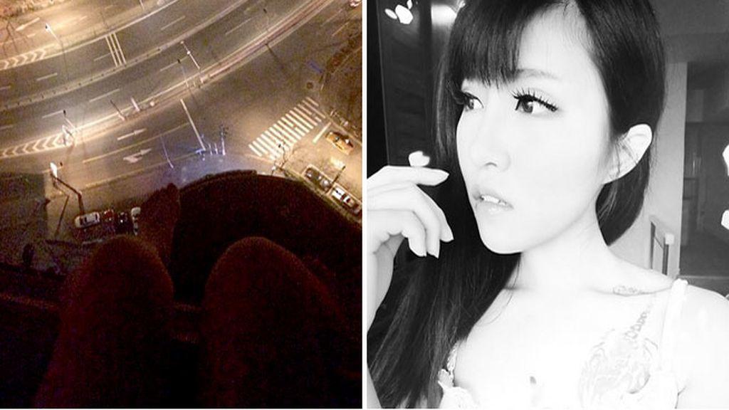 Una joven China publica su presunto suicidio en Instagram