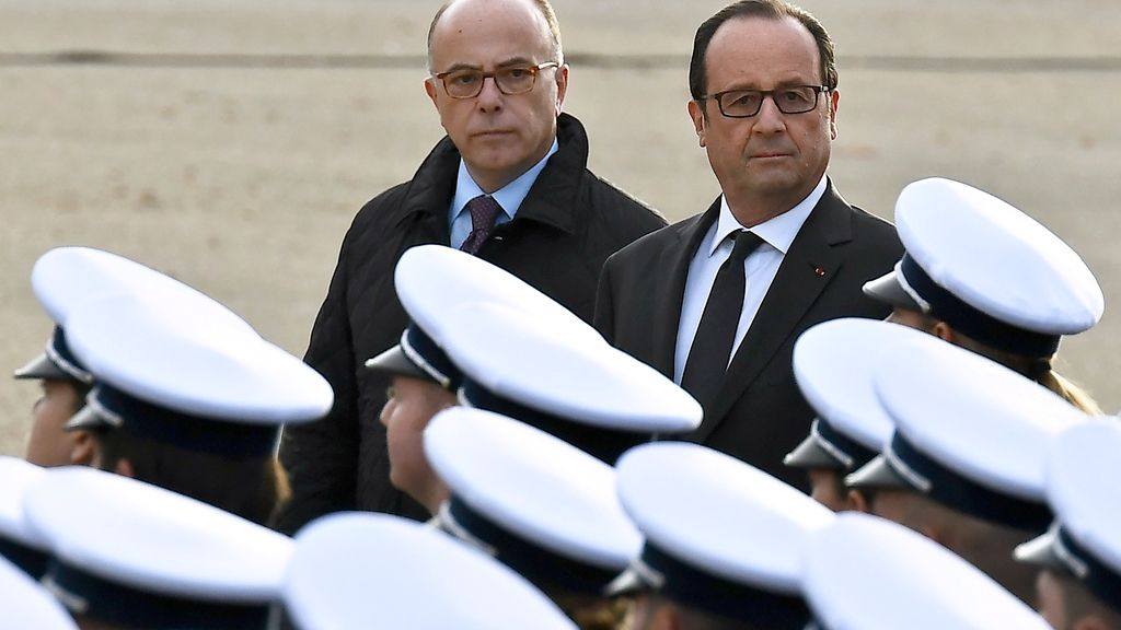 François Hollande designa a Bernard Cazeneuve como nuevo primer ministro