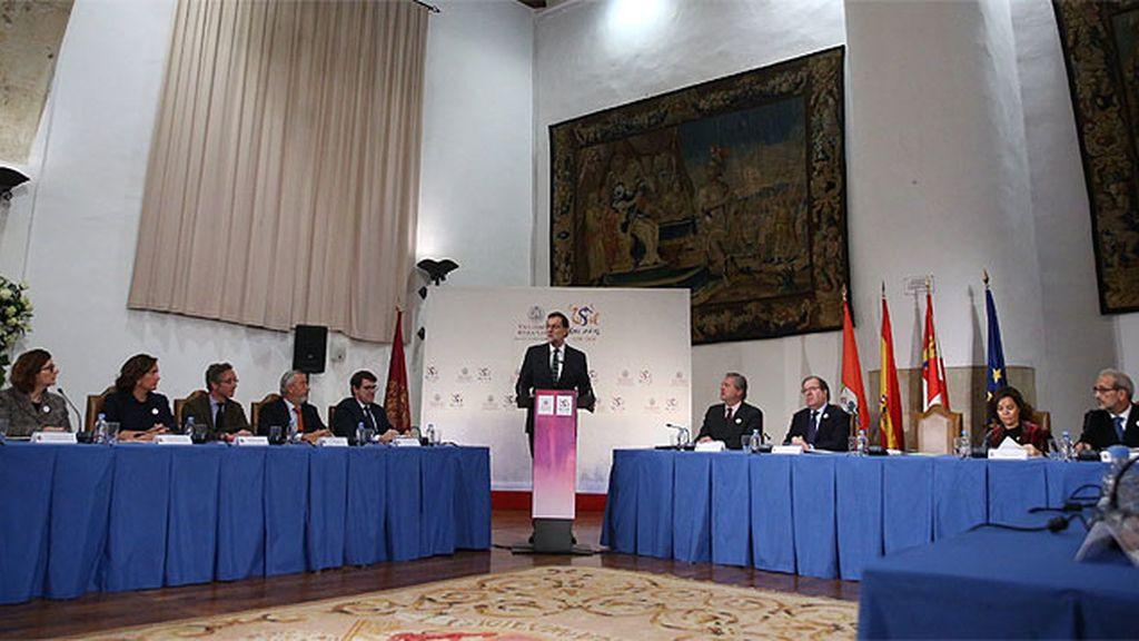 """Rajoy , sobre su posible investidura: """"Vamos a esperar"""""""