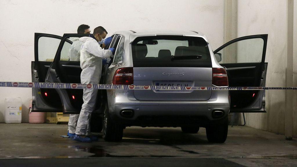 Hallan a la viuda del expresidente de la CAM con un disparo en un concesionario de Alicante