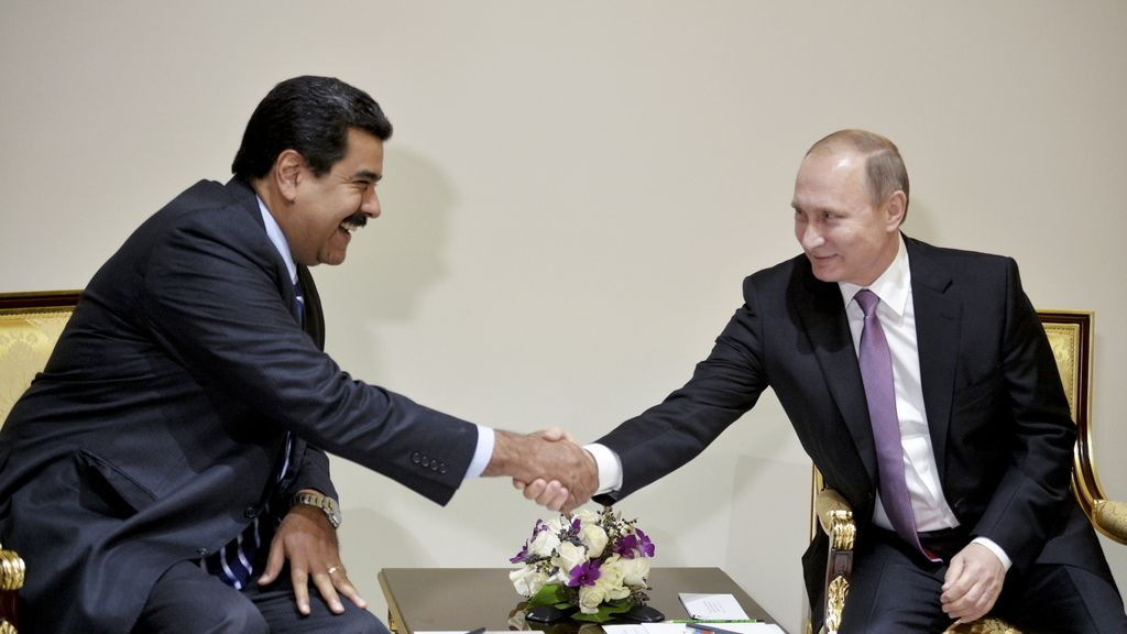 Maduro y Putin coinciden en la necesidad de ajustar el precio del petróleo