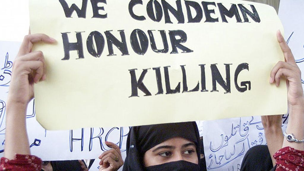 Asesinatos machistas en Pakistán en nombre del 'honor'
