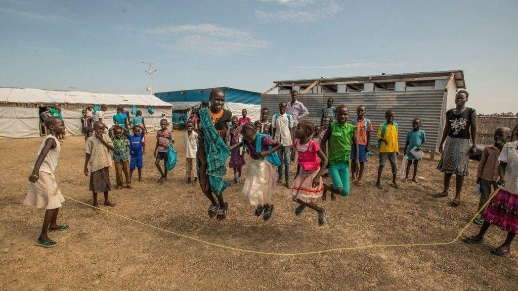 UNICEF anuncia el colapso total de la ayuda humanitaria para Sudán del Sur