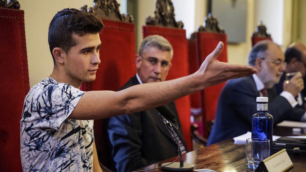 Conceden asilo al menor sirio que huyó del ISIS y llevaba un año esperando en España