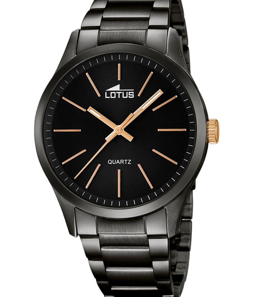 ¡Participa en nuestro concurso y llévate tu reloj Lotus para hombre favorito!