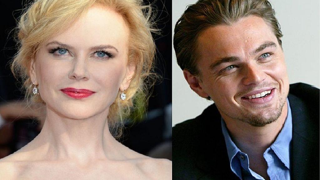 Nicole Kidman y Leo Dicaprio