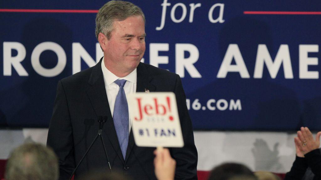 El republicano Jeb Bush pone fin a su candidatura a la Casa Blanca