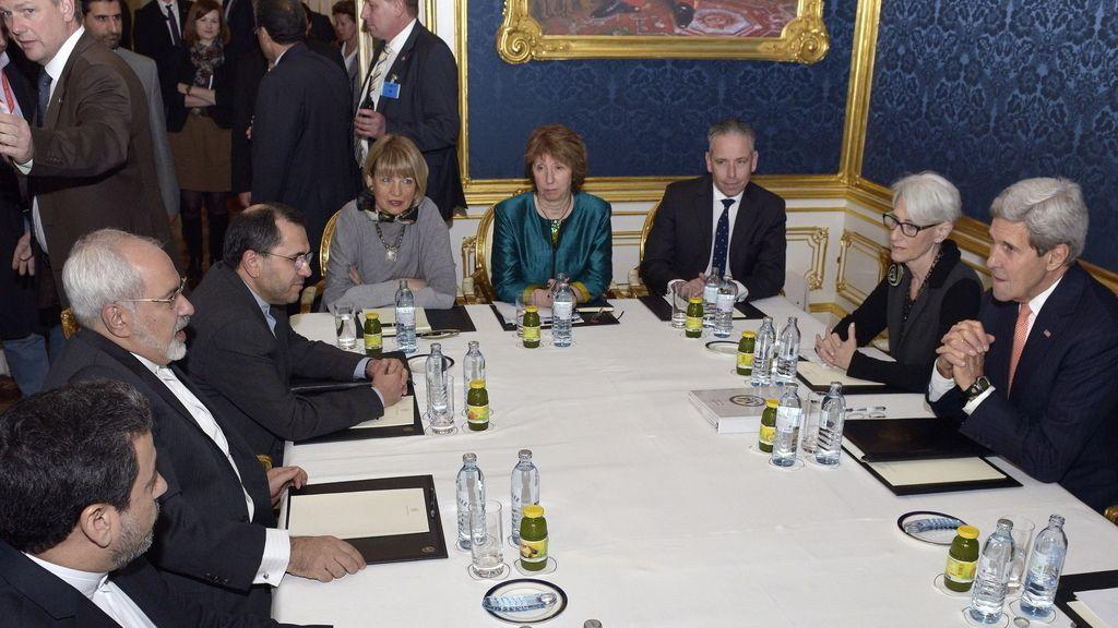 Ronda de negociaciones sobre el programa nuclear iraní