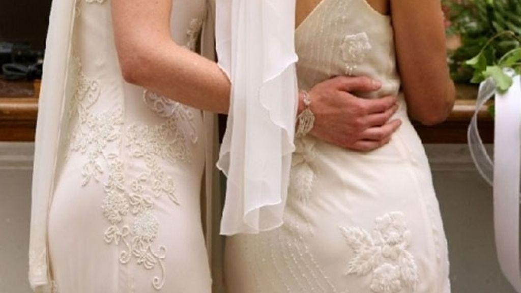 boda mujeres, boda homosexual, boda lesbiana